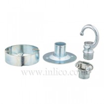 Ceiling Plates and Accessories for 20mm Conduit