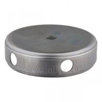 Centerbody 80mm  - 5 Holes