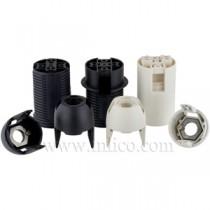 E14 Thermoplastic Lampholders