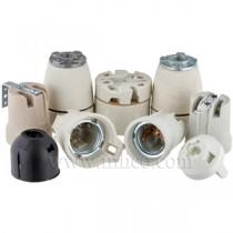 E27 Ceramic Lampholders