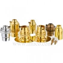 B22 Brass Lampholder