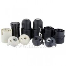 E27 Thermoplastic Lampholders