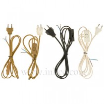 Europe Inline Cord Sets