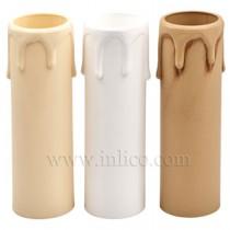 PLASTIC CANDLE DRIP 24mm ID