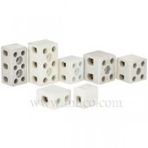 Terminal Blocks - Porcelain