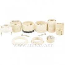 Halogen Lampholders - Low Voltage, G9 and GU/GZ10