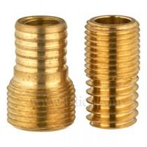 Brass Wood Nipple