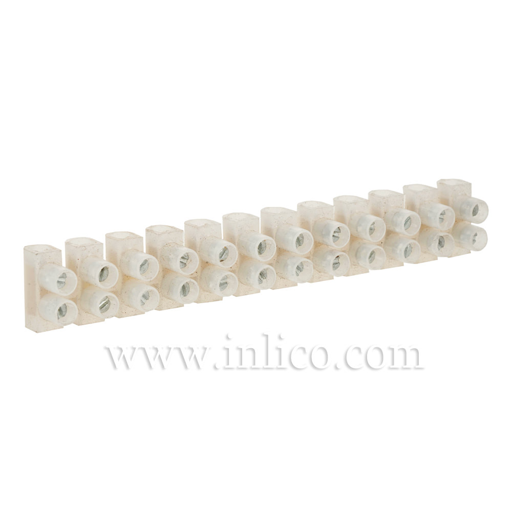 15A 12 WAY STRIP CONNECTOR