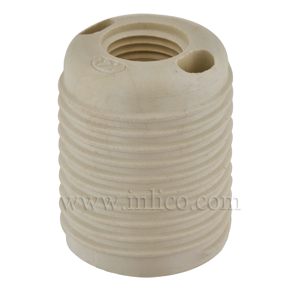 G9 HALOGEN LAMPHOLDER CAP- SLIM LINE -DIA 20.8MM X 26.5MM   ENEC & UL APPROVED WITH M10 ENTRY AND FIXING SCREWS