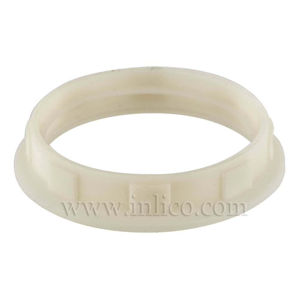 SHADE RING FOR G9 LAMPHOLDER T270 - ZINC