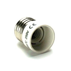 ES TO SES LAMPHOLDER ADAPTOR (E27 TO E14)