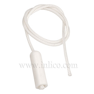 PULL CORD 10cm with TOGGLE FOR PULL SWITCHES 4.200