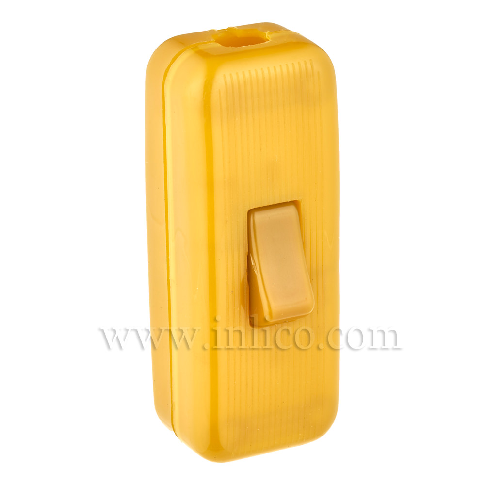 GOLD INLINE CORD SWITCH FOR 2 OR 3 CORE APPROVED TO VDE  STANDARDS EN60158-1:2008 AND EN61058-2-1:2002