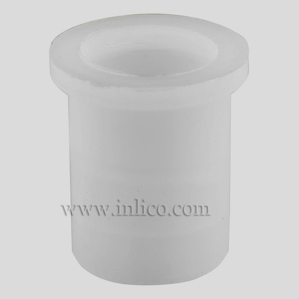 13mm HEAT RESISTING GROMMET CLEAR (NYLON 66)