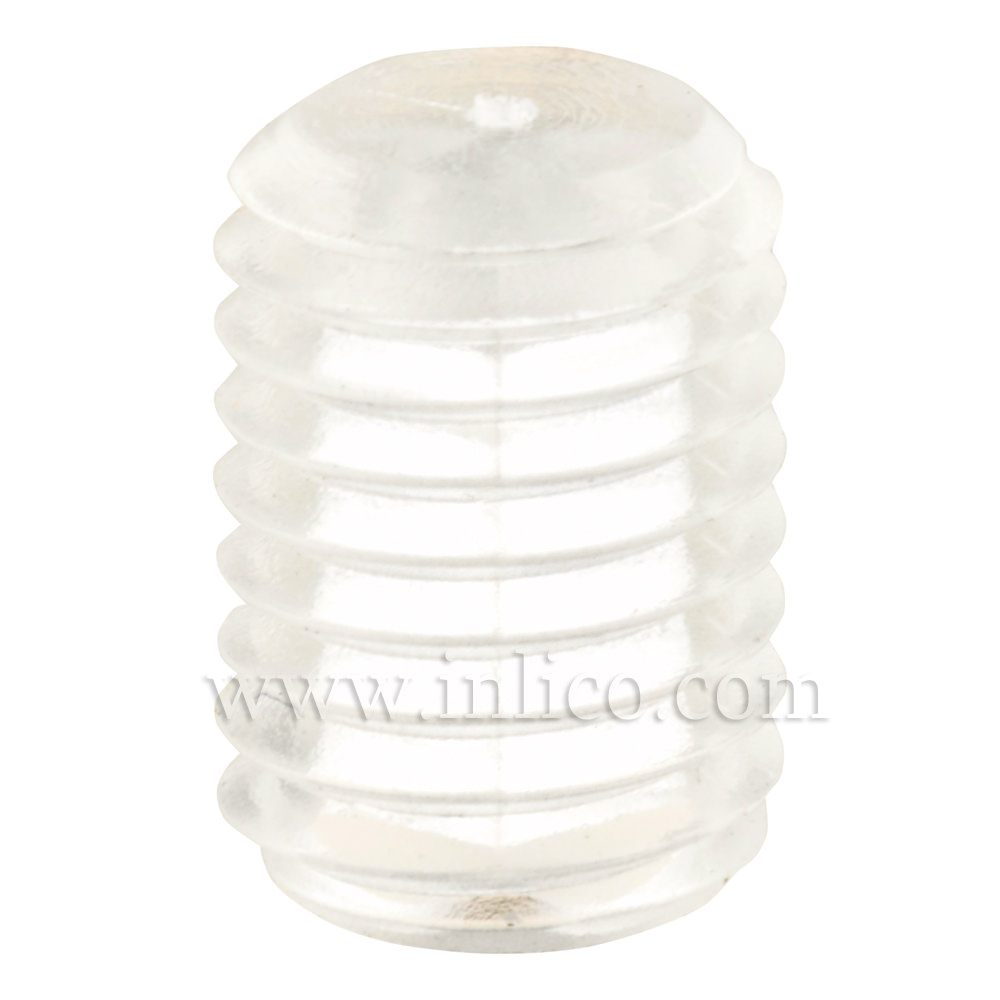 GRUB SCREW M7 X7 MM CLEAR