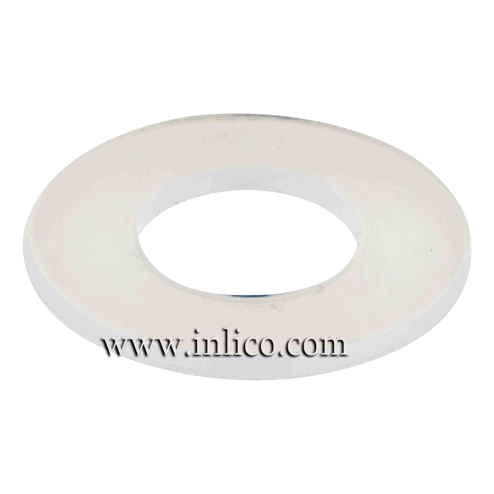 10MM PLASTIC WASHER-10.5MM ID 20MM OD 1.5MM THICK