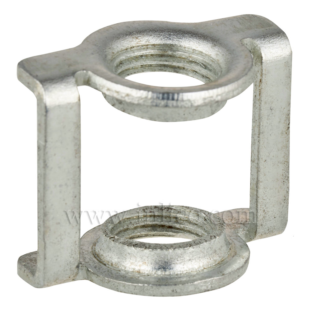 M10 x M10 STEEL HICKEY/COUPLER 26MM X 20MM