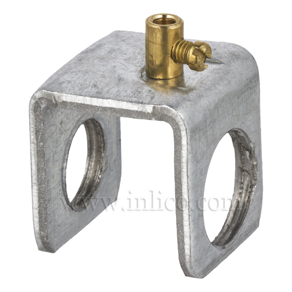 M10 X M13 STEEL HICKEY/COUPLER EARTHED