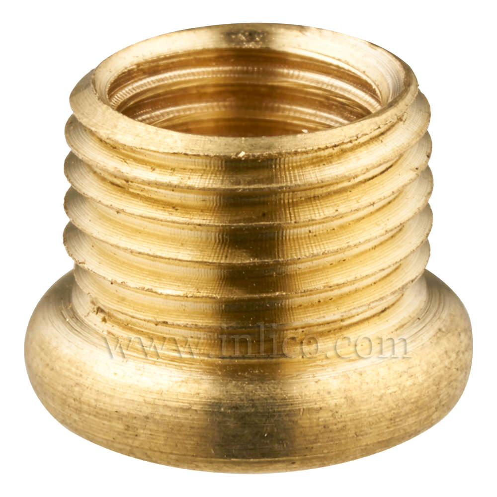 BRASS REDUCER M10X1 TO M8X1