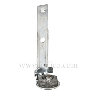 SNAP IN BRACKET FOR 709/R SERIES LAMPHOLDER (OAL 100MM FITTED TO LAMPHOLDER) (RELCO)