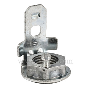 SNAP IN BRACKET FOR 709/R SERIES LAMPHOLDER (OAL 65MM FITTED TO LAMPHOLDER) (RELCO)