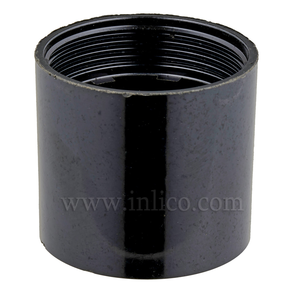 E26 (USA) PLAIN SKIRT BLACK UL LISTED FILE NUMBER E190302